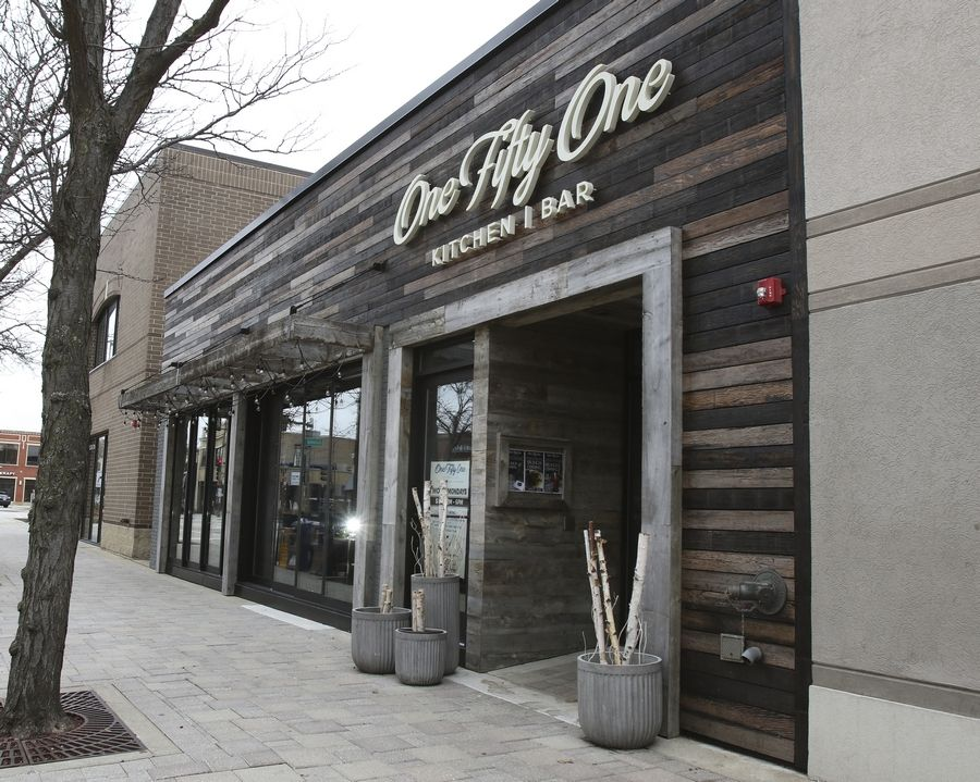 One Fifty One Kitchen/Bar opened in Elmhurst in November.