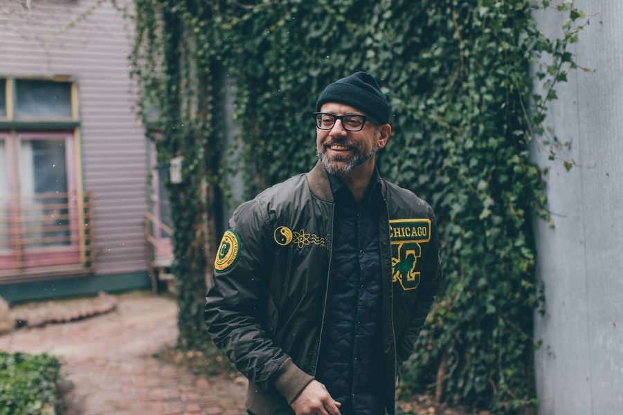 "Kevin Coval, an editor of the anthology and founder of Louder Than A Bomb: The Chicago Youth Poetry Festival, will perform an interactive reading from ""The BreakBeat Poets,"" April 9, at the Arlington Heights Memorial Library."