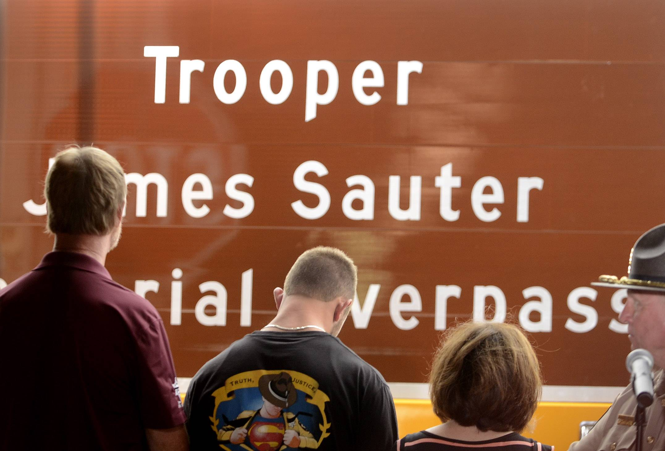 State troopers honor late colleague with truck safety campaign