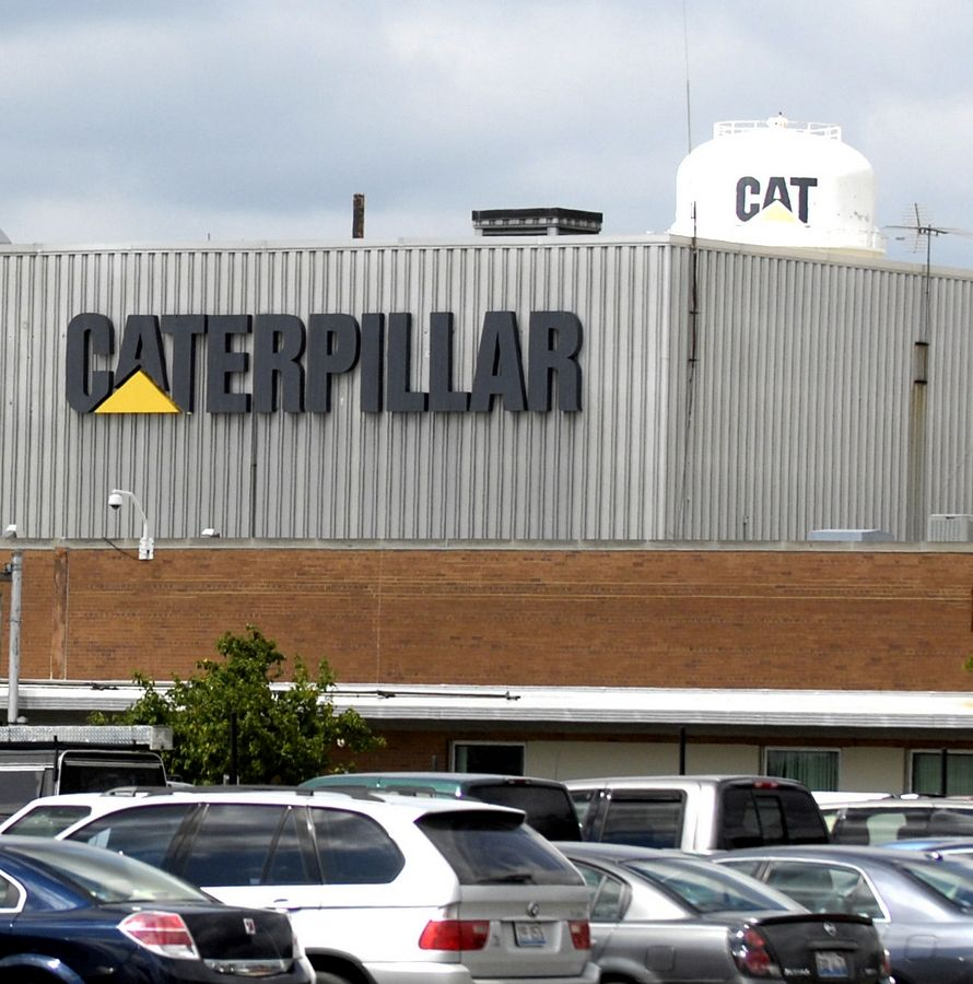 Caterpillar Inc. said Friday it does plan to close its Aurora plant, actually in Montgomery.