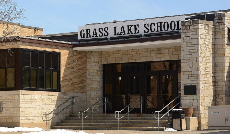 Nine candidates are running for four seats on the Grass Lake Elementary District 36 school board. The district has one school, Grass Lake School, with 194 students.