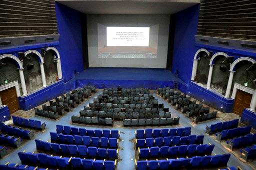 Iconic new delhi movie theater shuts down after 85 years this thursday march 30 2017 photo shows an overview of the colonial era regal altavistaventures Images