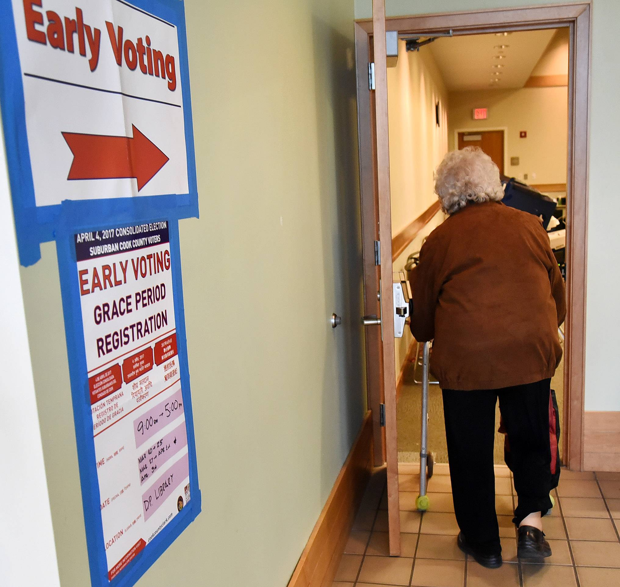 Editorial: Voter apathy shows need to consolidate government