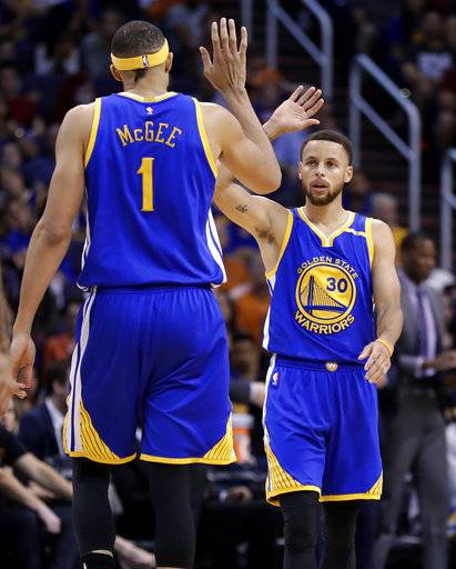 Warriors Record Without Stephen Curry 2017: Curry Scores 42, Warriors Clinch West, NBA's Top Record