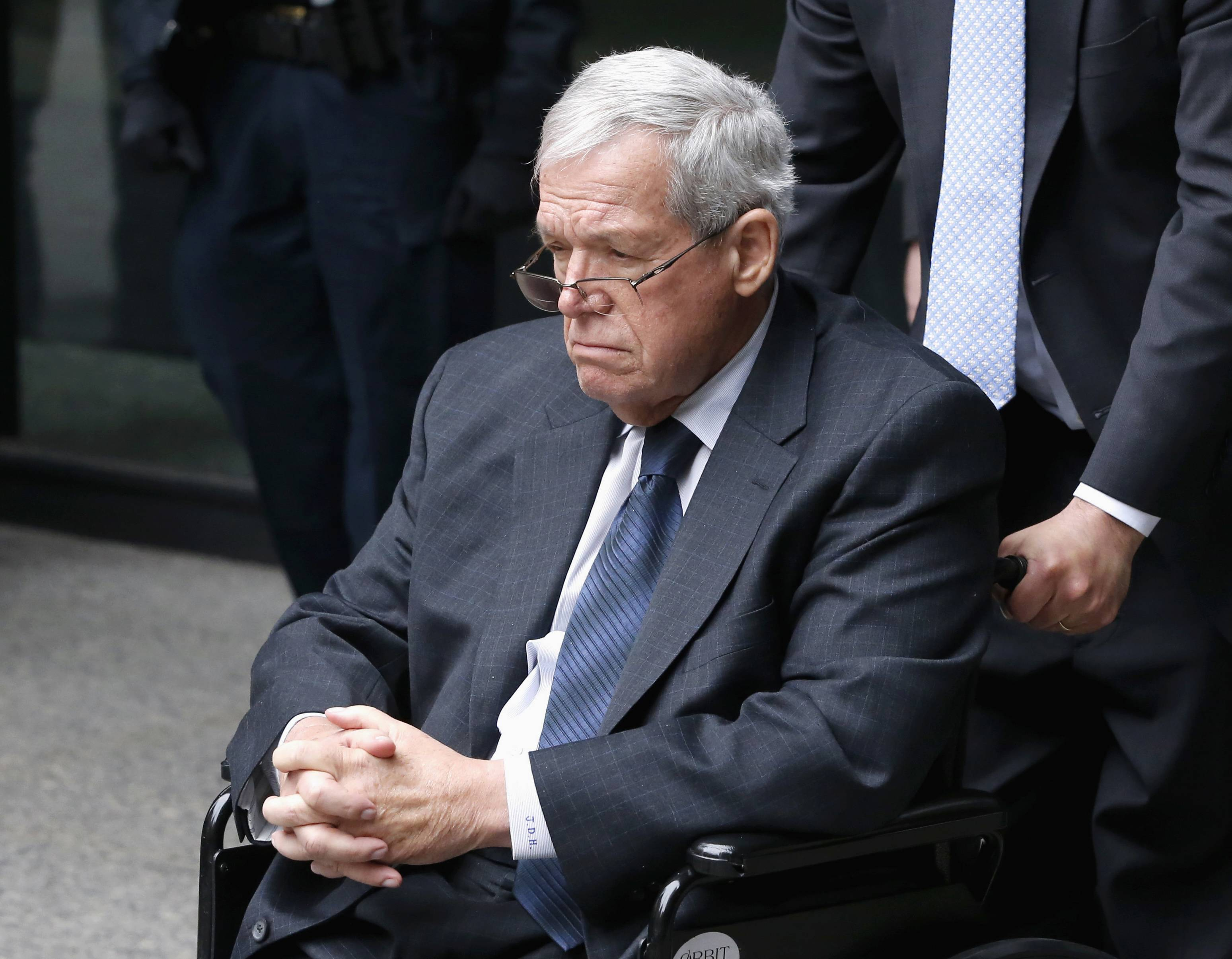 Feds: How we made case against ex-House Speaker Dennis Hastert