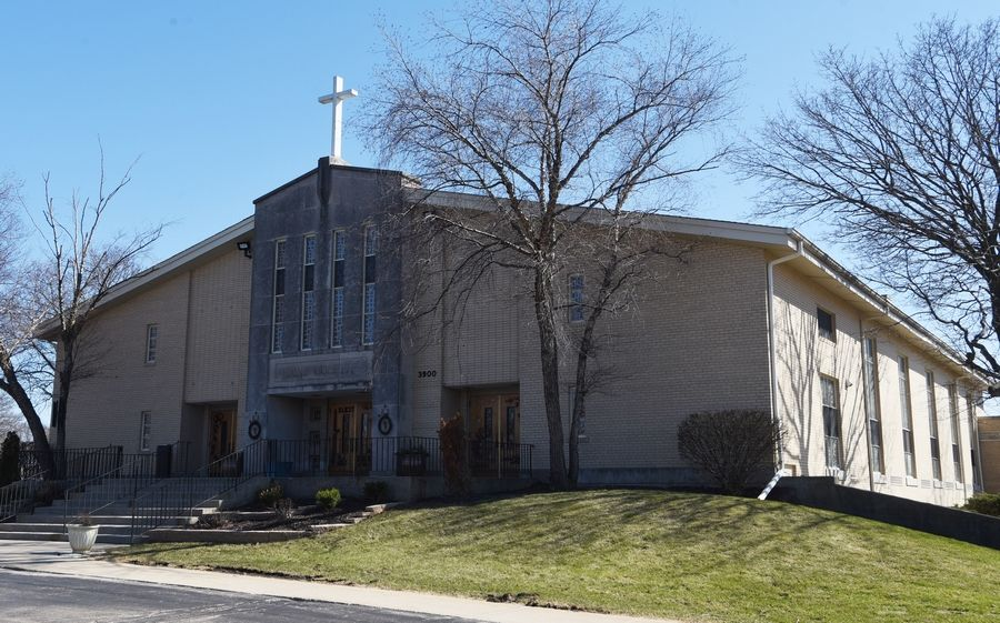 "St. Colette in Rolling Meadows is one of four parishes grouped together to focus on merging or sharing services under a process the Archdiocese of Chicago is calling ""Renew My Church."""