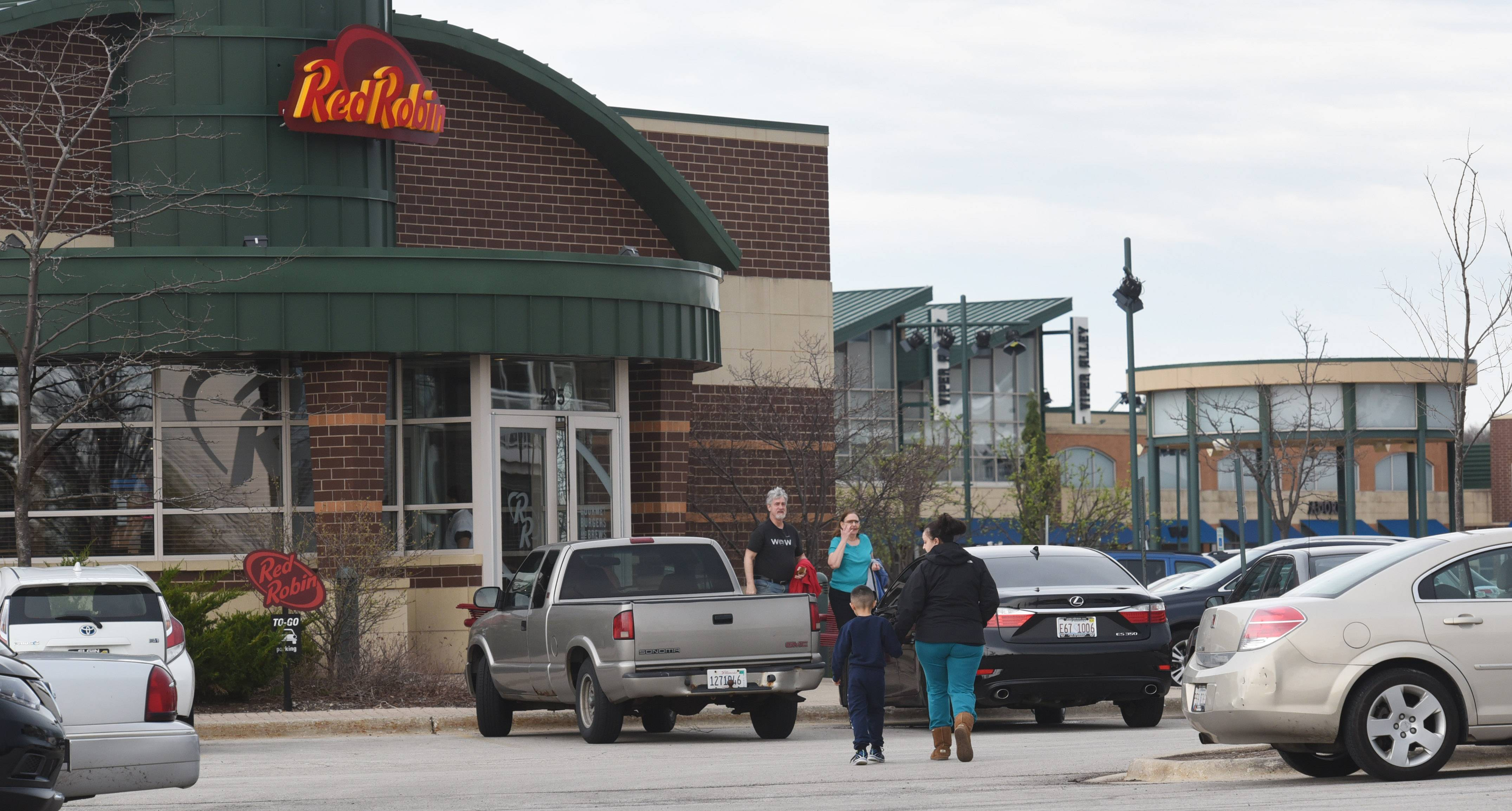 Red Robin is among the popular destinations in the CityPark shopping center in Lincolnshire. Officials are considering hiring a consultant to develop a plan for the businesses and homes along the town's Milwaukee Avenue corridor.