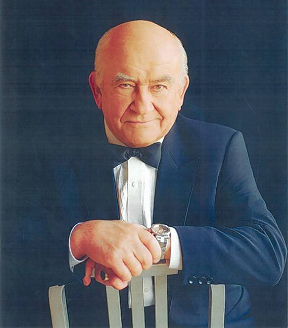 "Legendary actor and comedian Ed Asner will perform his one-man comedy show ""A Man and His Prostate"" at the Garlands of Barrington May 9."