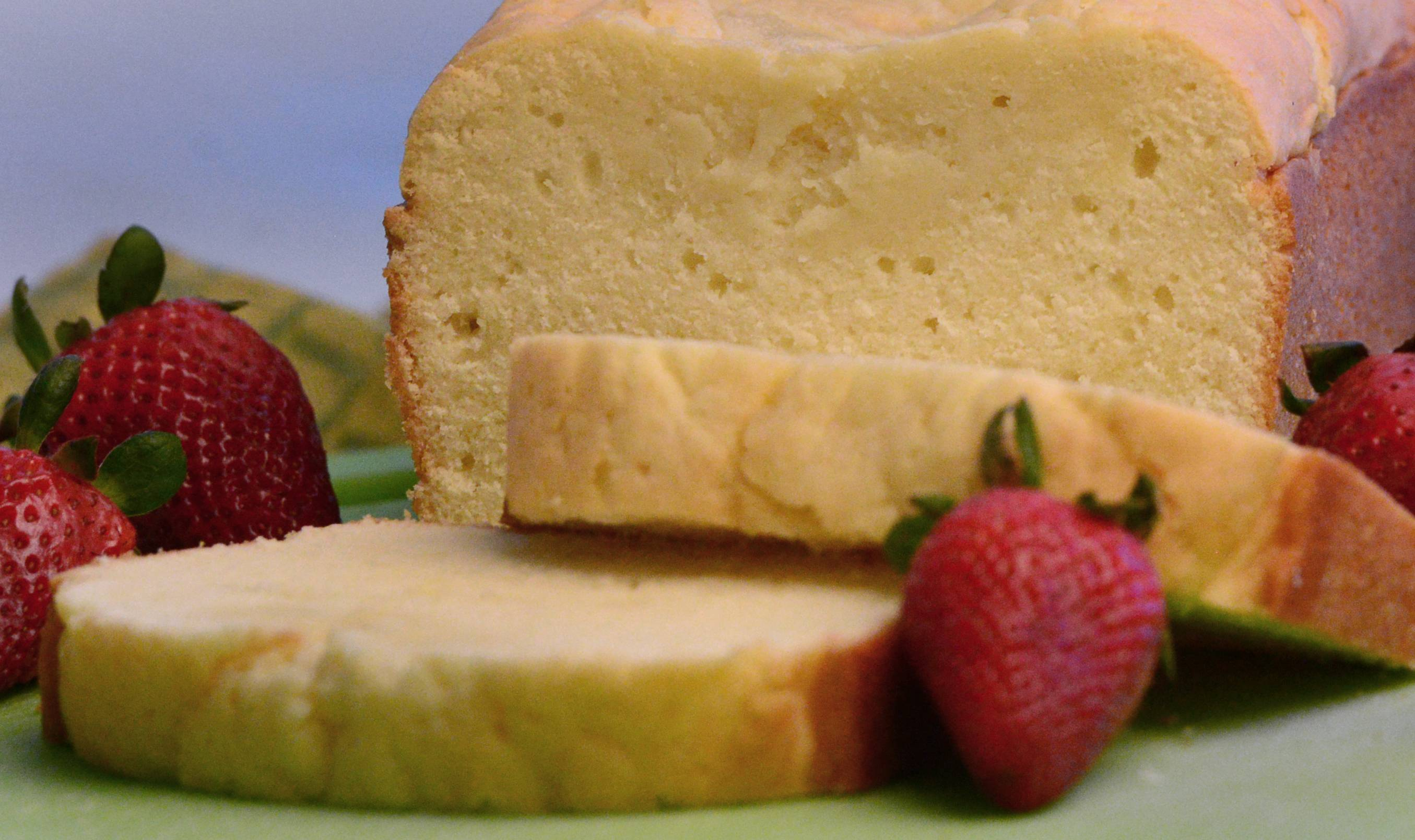 How a mixup turned a classic recipe into a poundcake to celebrate