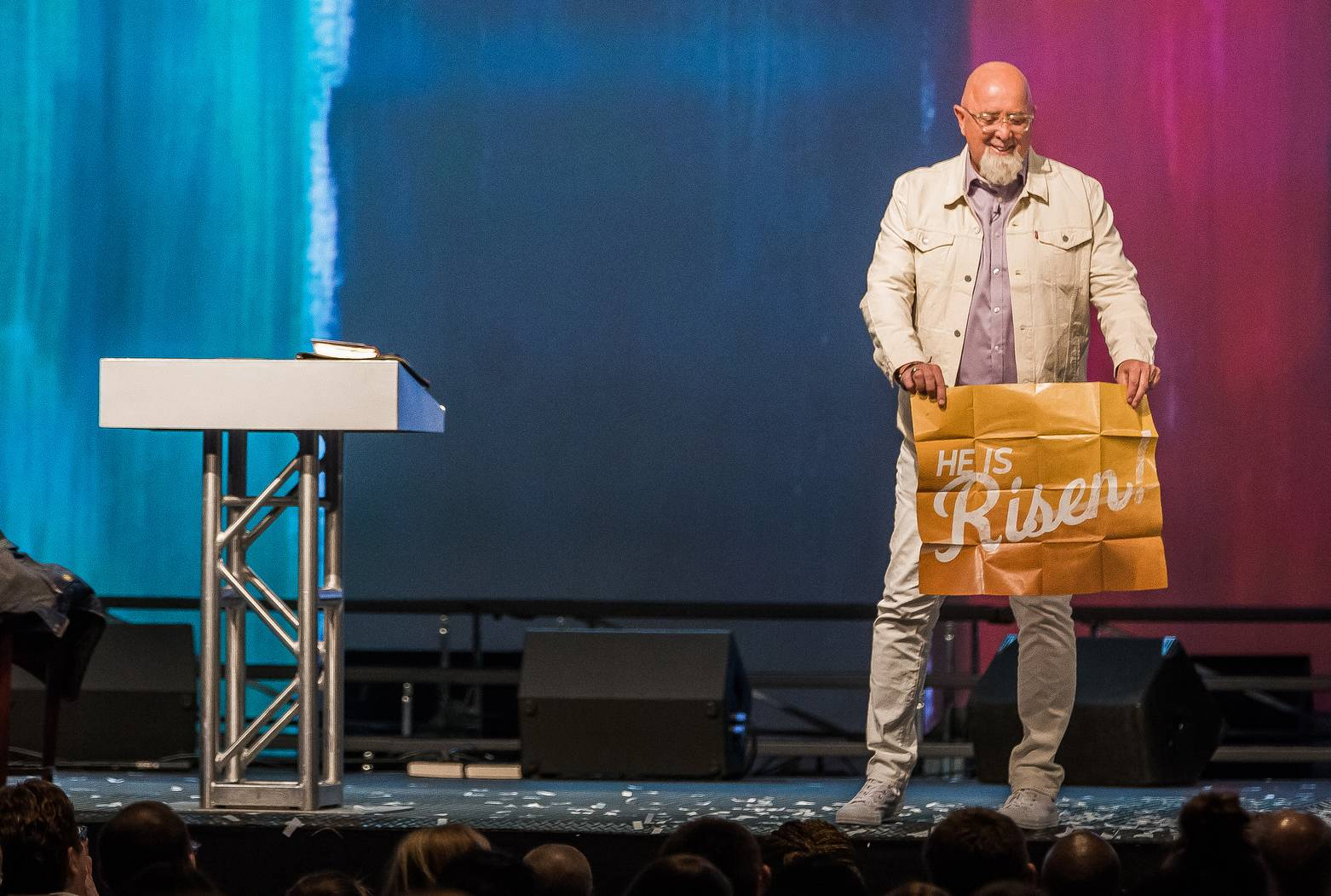 An Easter message from Harvest Bible's James MacDonald: Why we need church