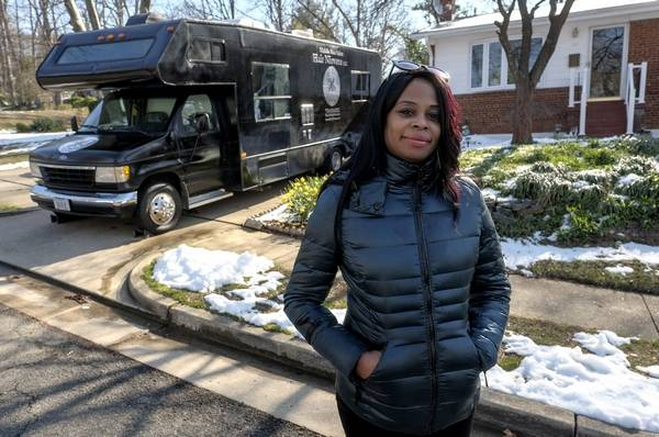 Hair Stylist Goes Mobile With Rv Turned Salon
