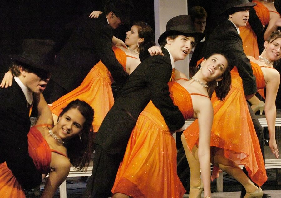 The Expressions show choir at Buffalo Grove High School is being discontinued after 43 years.