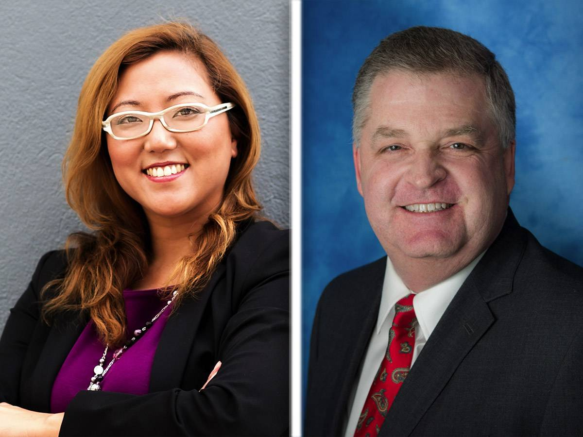 Tight Mundelein mayor's race could be decided Tuesday