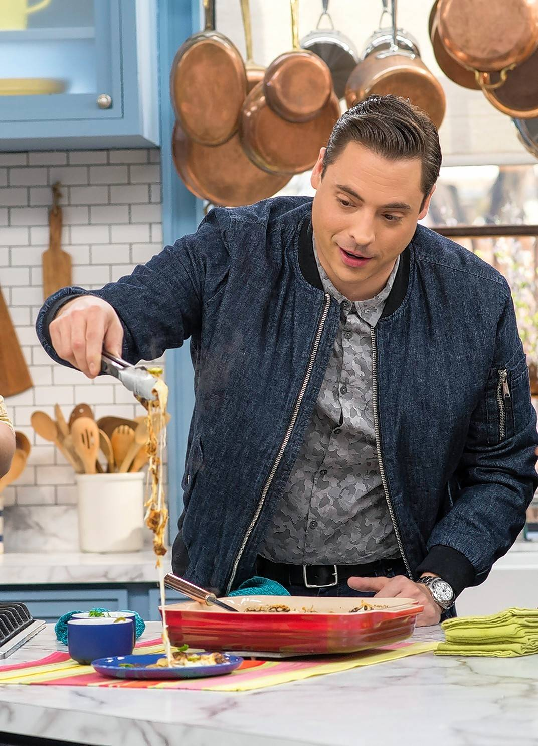 Food Network's 'Sandwich King' cherishes life in the suburbs