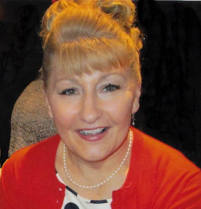 Margaret 'Peggy' Babcock, outgoing Palatine Township Elementary District 15 Board President