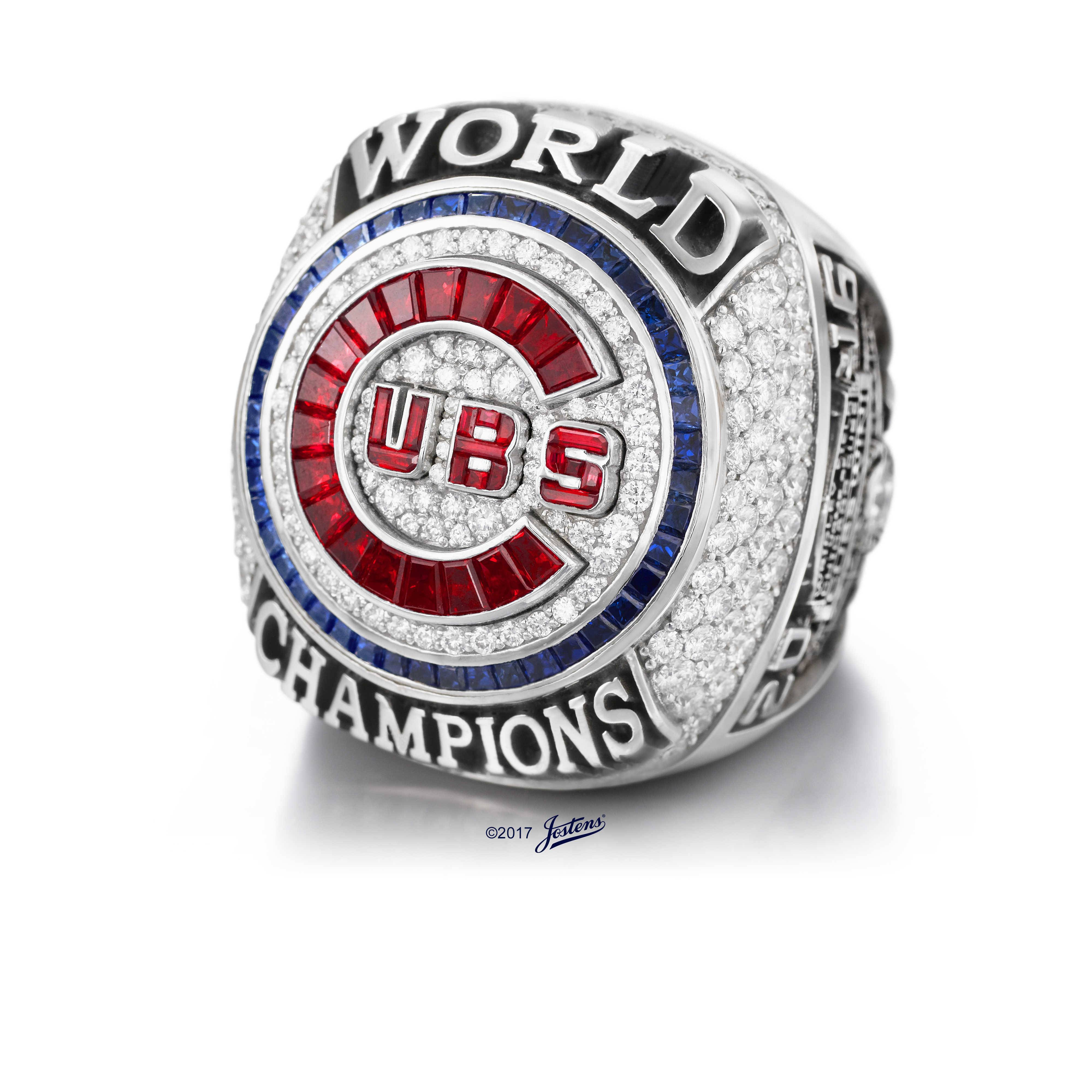 The Cubs World Series rings aren't for everybody. But plenty of Cubs employees and former players will get some sort of jewelry.