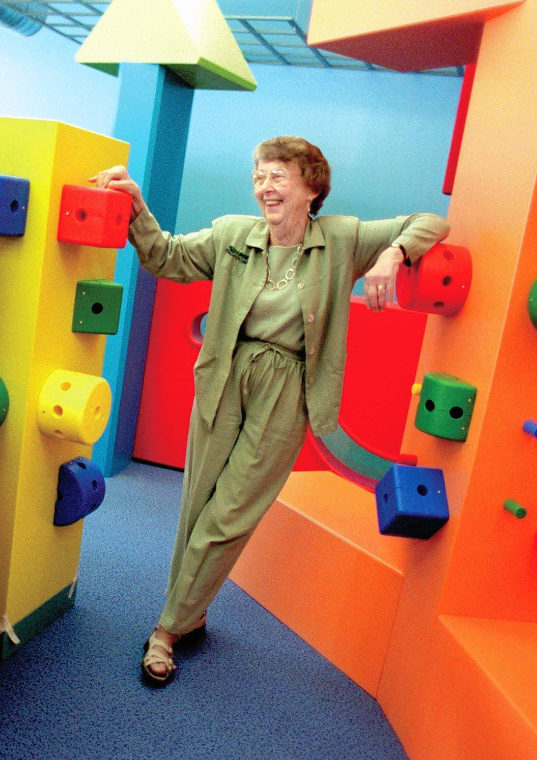 "Louise Beem, one of the co-founders of the DuPage Children's Museum, is being remembered this week as the ""intellectual force"" behind the institution."