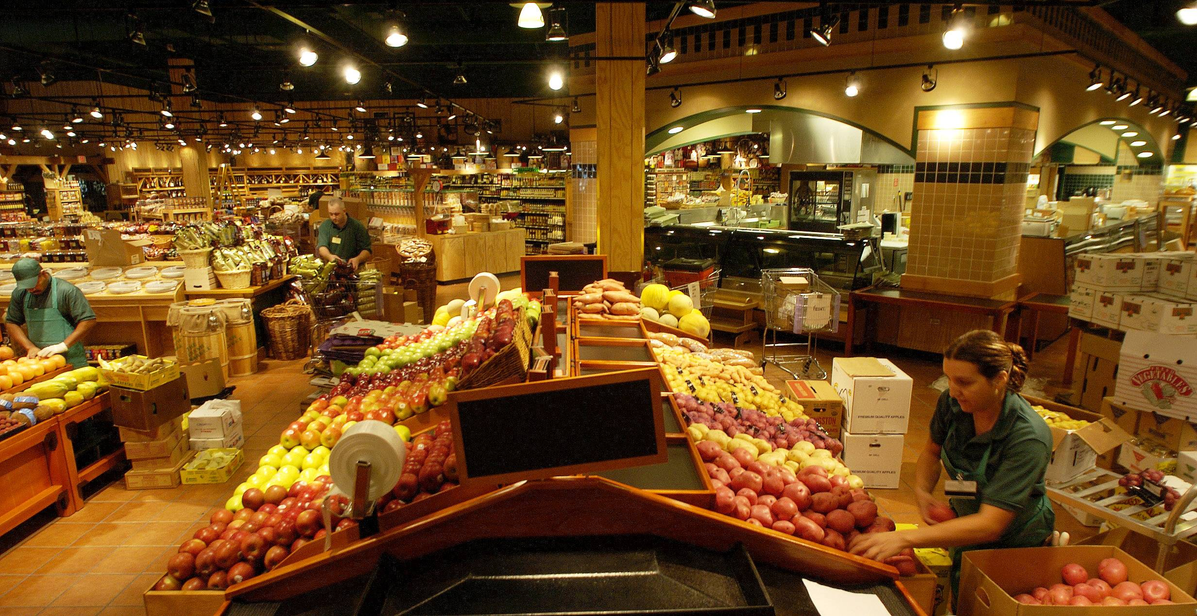 Fresh Market in Kildeer closing