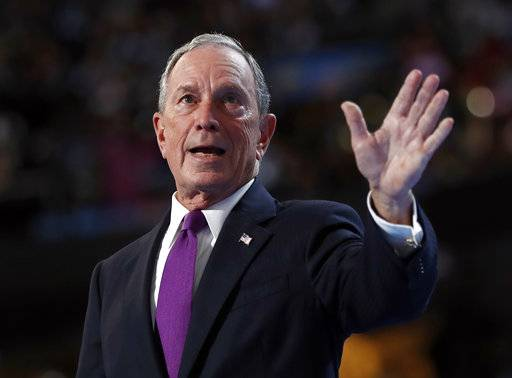 story bloomberg world leaders ignore trump climate