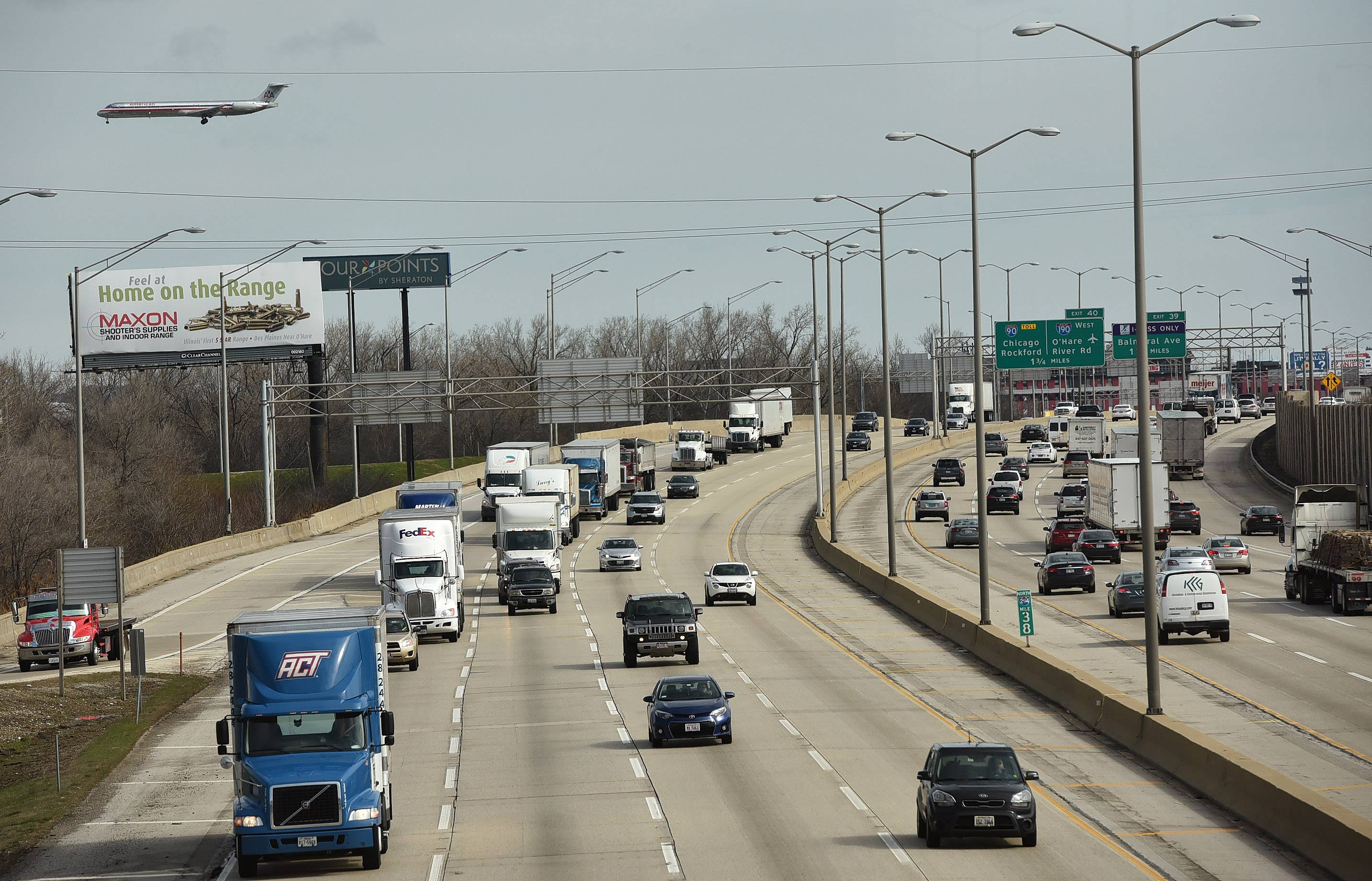 Central Tri-State Tollway fix moving forward