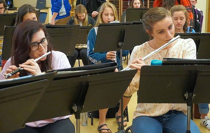 The Batavia Wind Symphony will appear at the Illinois SuperState Concert Band Festival at the University of Illinois Urbana-Champaign May 6.