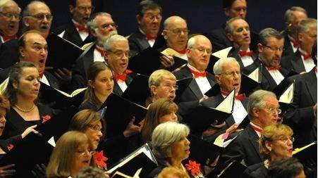 The Elgin Master Chorale will celebrate its 70th anniversary with a performance of Brahms' German Requiem, the first work the chorus performed in 1947 as the Elgin Choral Union.