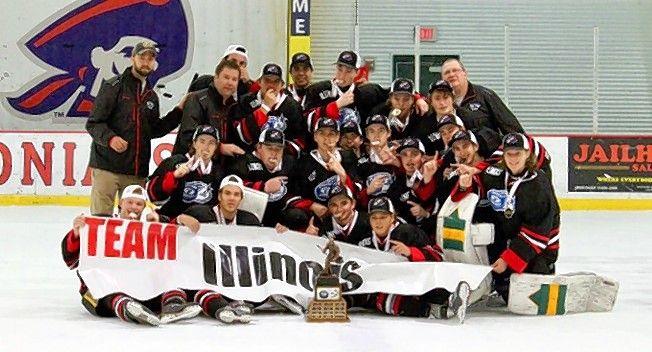 High School Hockey Well Worth The Trip For Team Illinois
