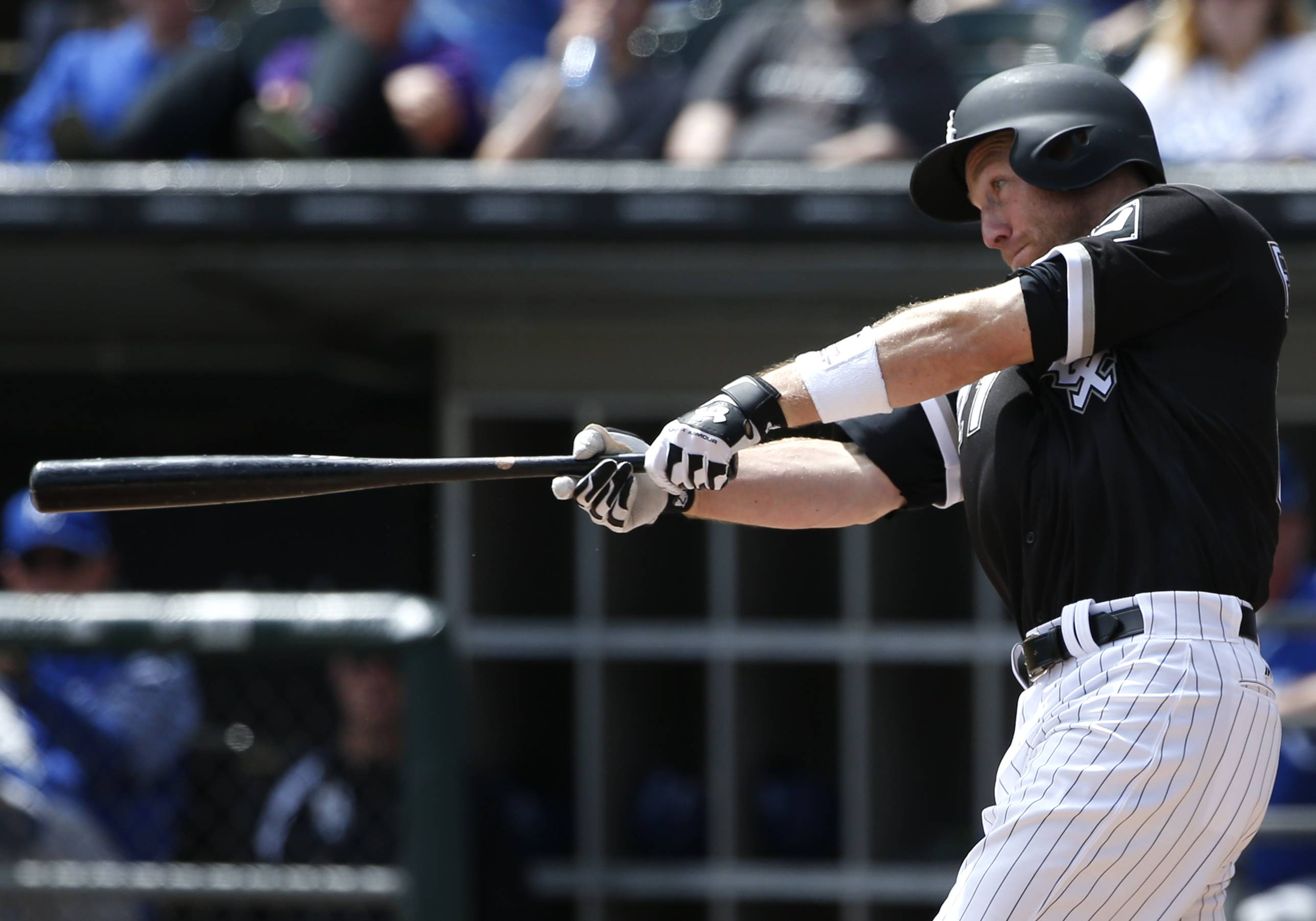 Todd Frazier has had various health issues since January. Now back to 100 percent, the Chicago White Sox's third baseman had 4 doubles and 6 RBI in the three-game sweep of Kansas City.