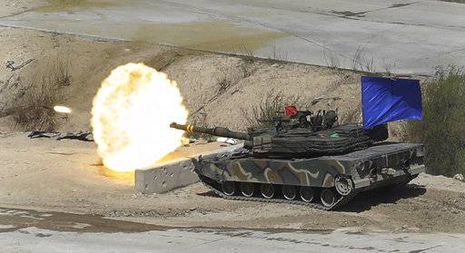 sets missile defense korea north shows power