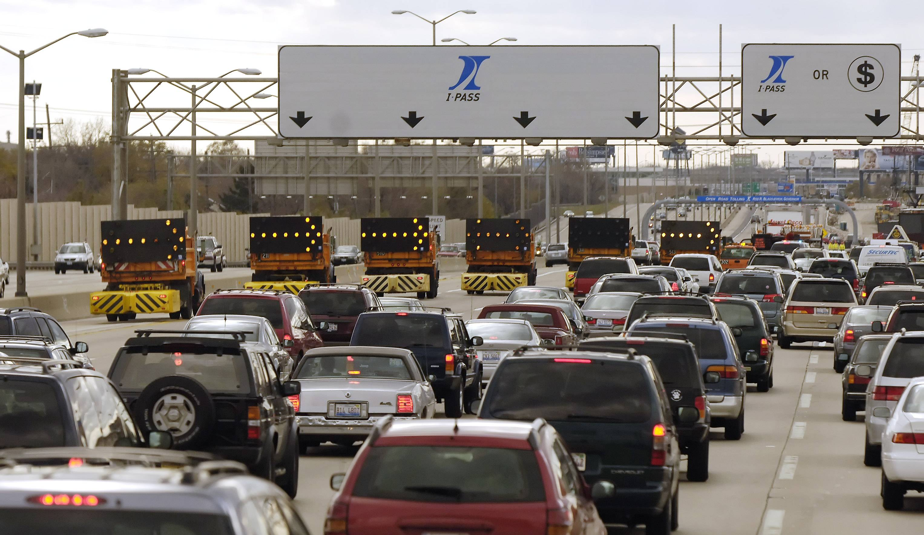Missed a toll? Tollway toughening policy on violations