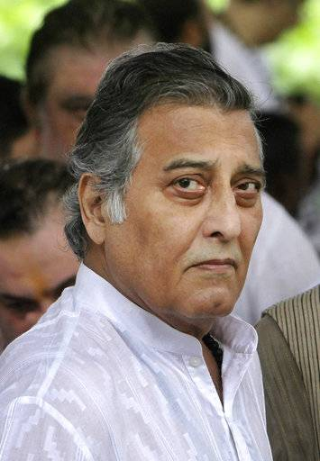 India Bollywood actor Vinod Khanna dies of cancer at age 70