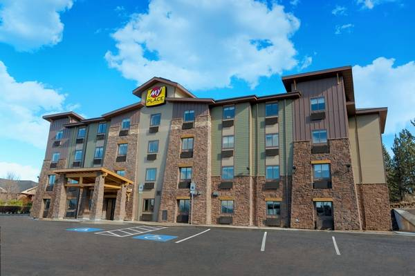 My Place An Extended Stay Hotel Chain Is Building A 63 Room