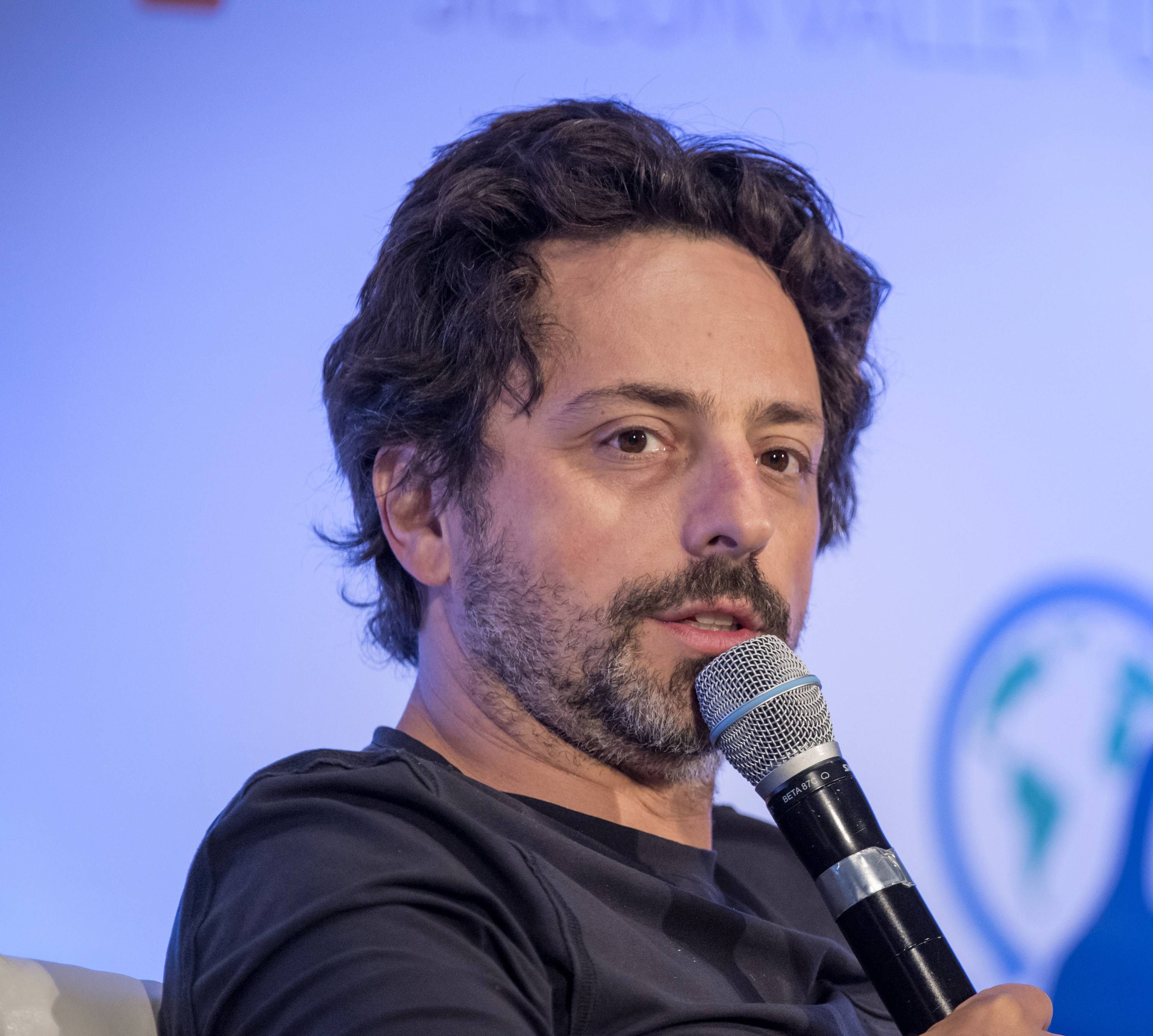Sergey Brin, president of Alphabet and co-founder of Google Inc., has secretly been building a massive airship inside of Hangar 2 at the NASA Ames Research Center, according to four people with knowledge of the project.