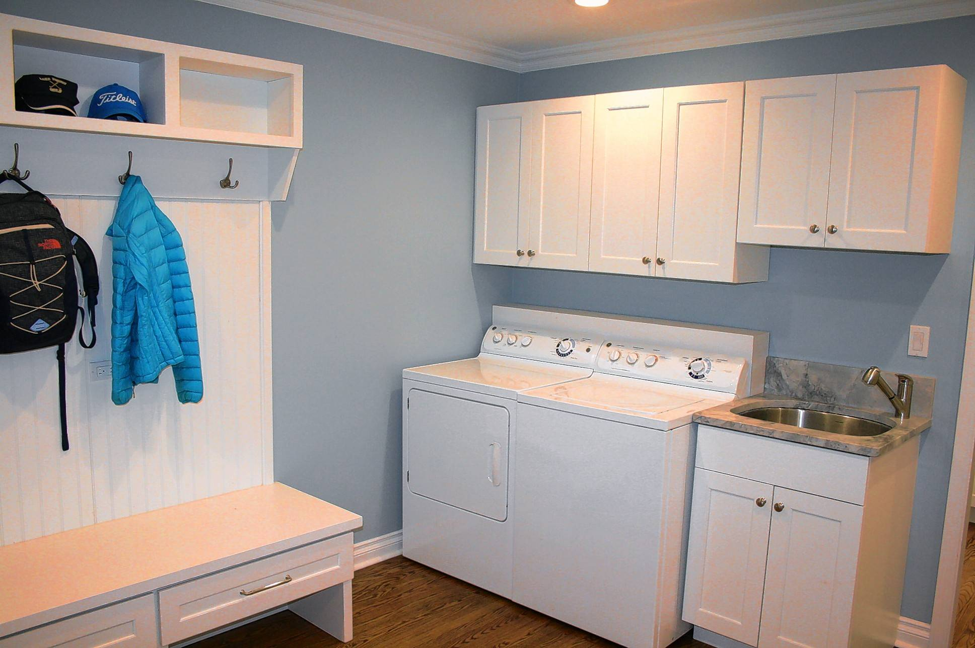Kitchen U0026 Bath Mart Also Can Design And Install Cabinets In Other Areas Of  The Home