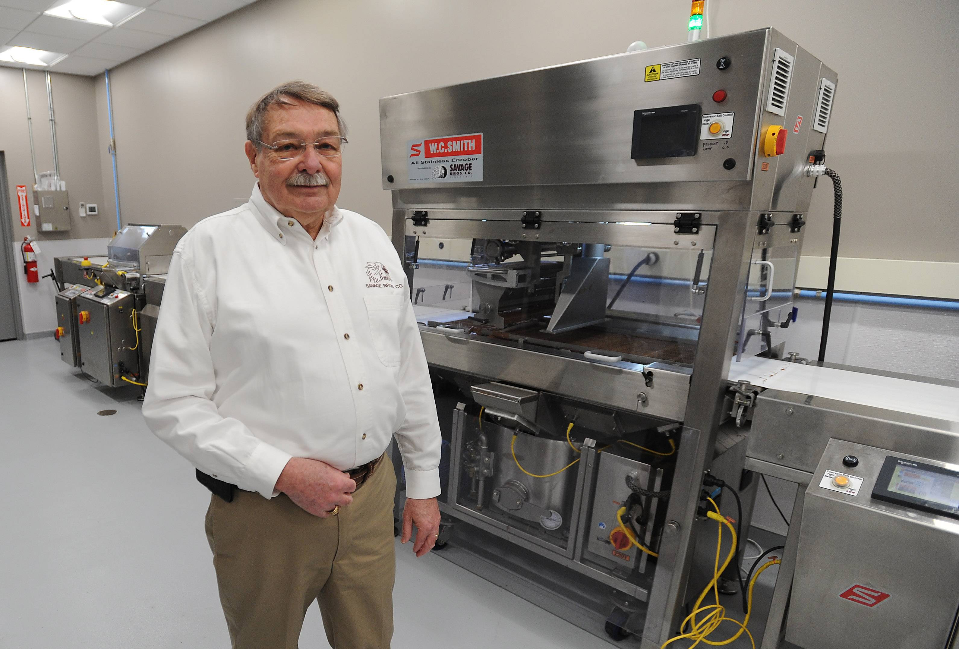 Elk Grove's Savage Bros. enjoys sweet success with candy-making equipment