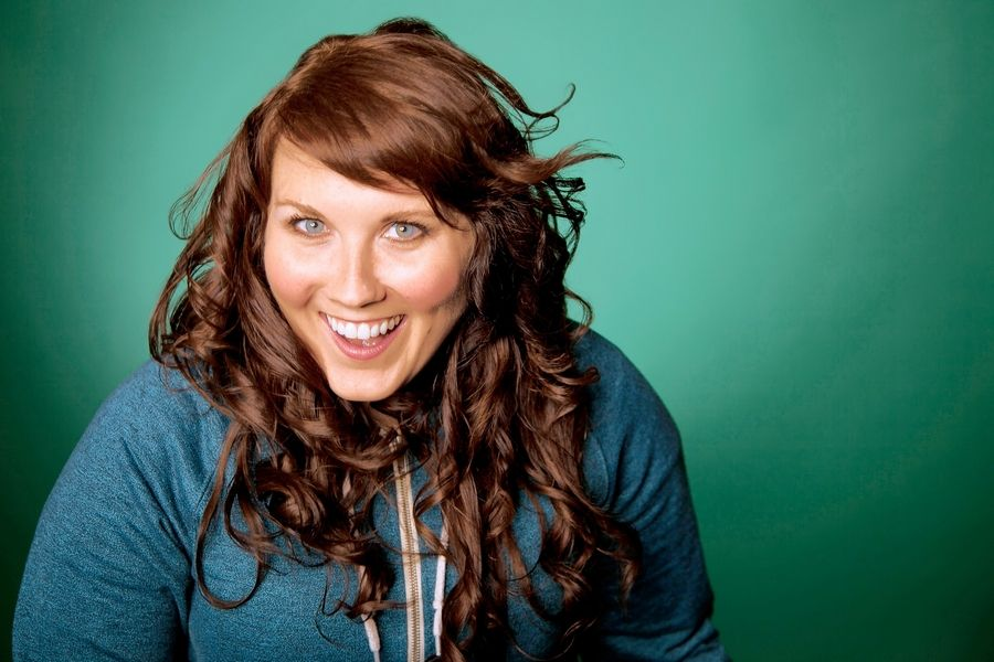 "Comedian Kelsie Huff's alter ego, ""Chad on a yacht,"" was born from her experience working in marketing at Guaranteed Rate and A and N Mortgage. She described the persona to Improv NerdPodcast as a rich white guy who oozes confidence."