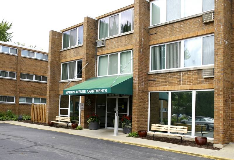 Expansion Could House More Low Income Seniors In Naperville