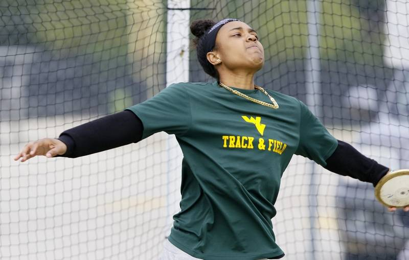 Girls track: Naperville North's strength apparent at DVC meet