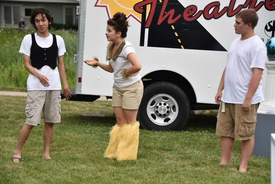 Street Theatre sets the scene for a summer of laughs