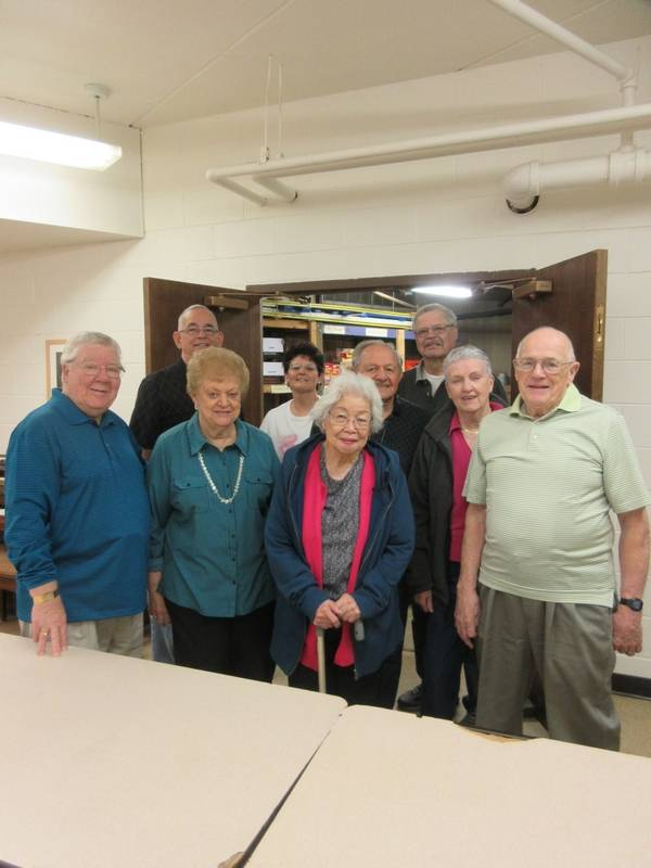 Our Lady Of Peace Food Pantry