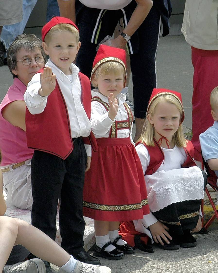 Stoughton, Wisconsin, celebrates its Norwegian heritage with a weekend festival called Syttende Mai May 19-21.