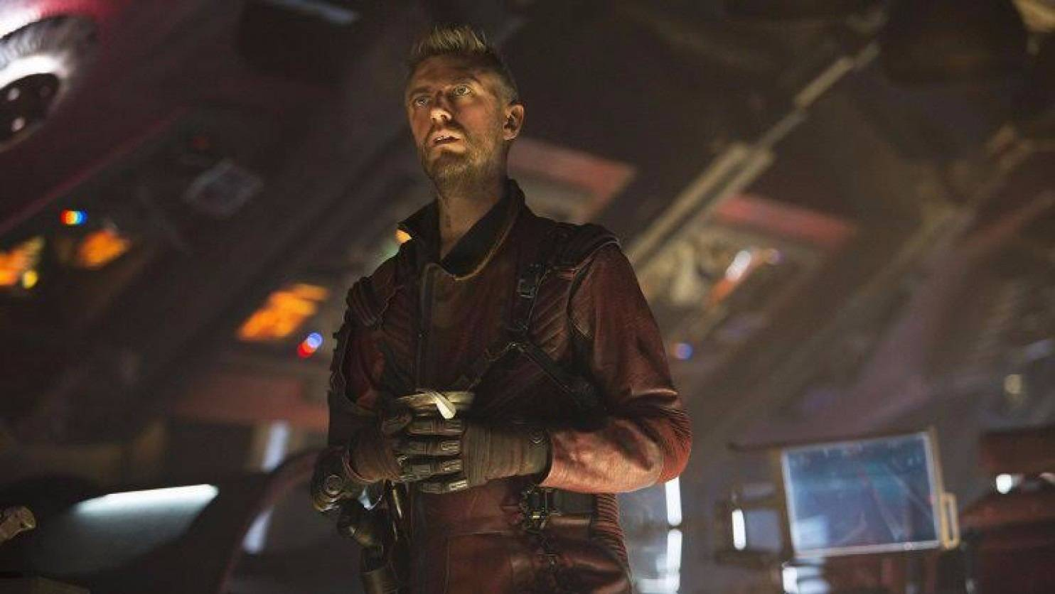 "Sean Gunn, as Kraglin in ""Guardians of the Galaxy 2,"" says his own family's turmoil and love speak to themes in his elder brother's films."