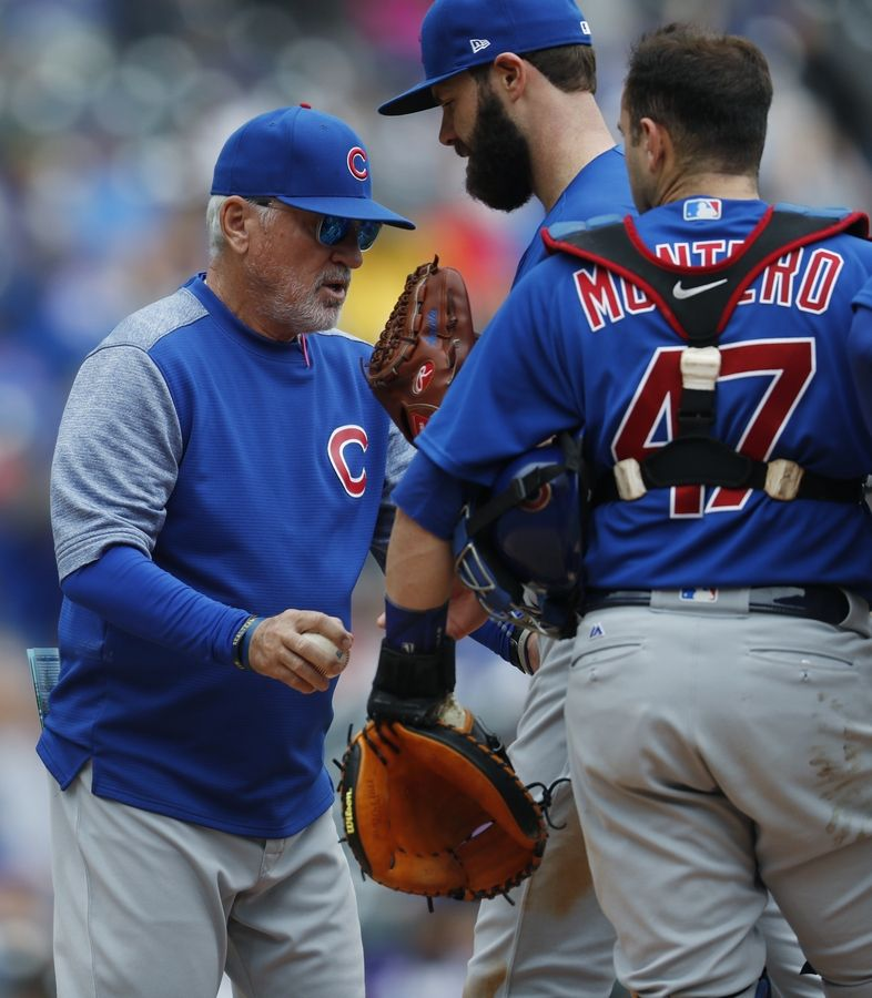 Arrieta roughed up as Chicago Cubs lose fourth straight