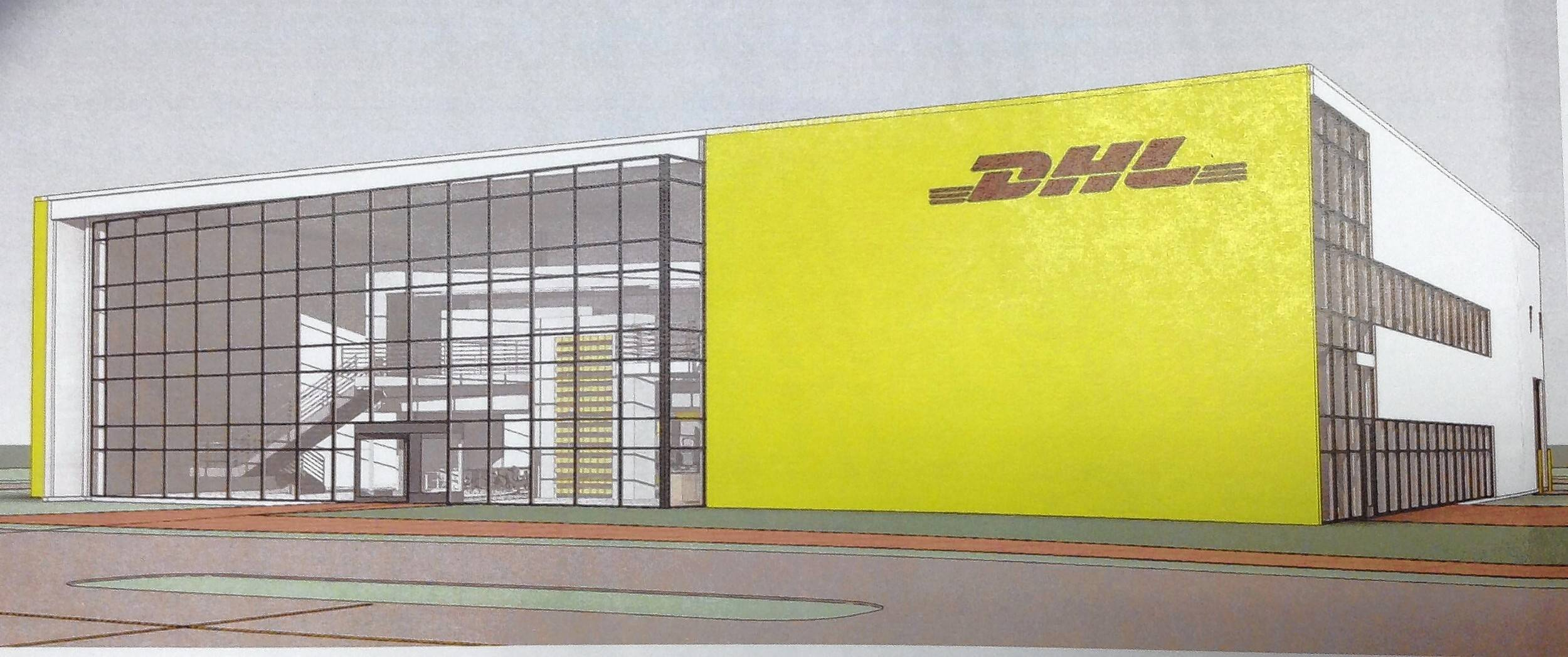 DHL to open 'Innovation Center' in Rosemont