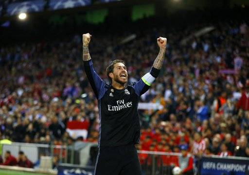 Madrid Eliminates Atletico Reaches Champions League Final