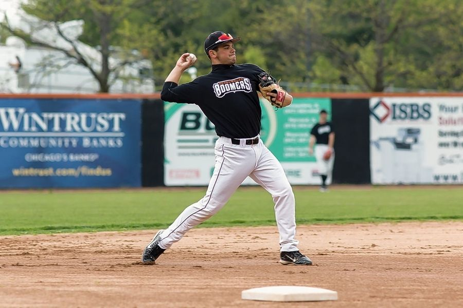 The Schaumburg Boomers will open their Frontier League baseball season on Friday at Boomers Stadium in Schaumburg. Manager Jamie Bennett has several suburban players on his roster this season.
