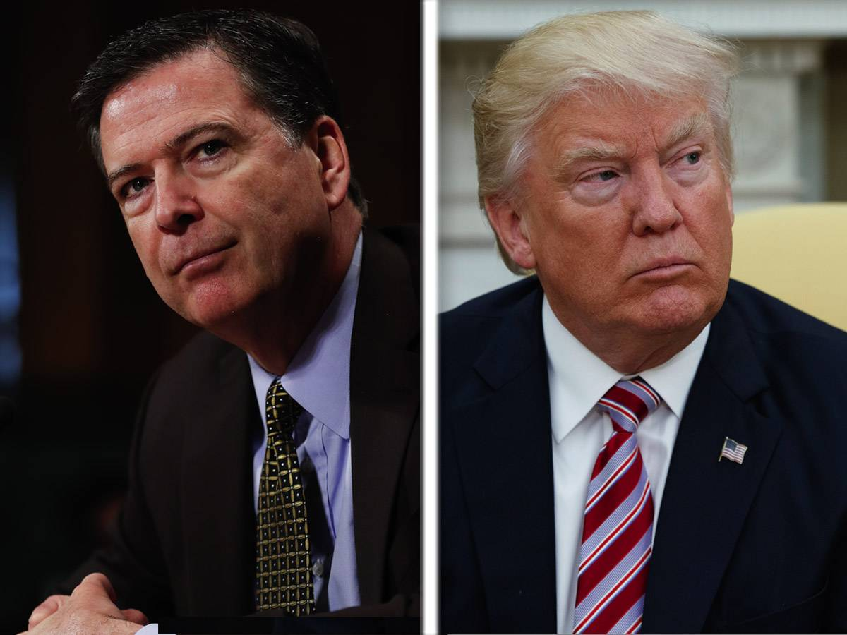 Trump, Comey, Russia editorial: We need special prosecutor