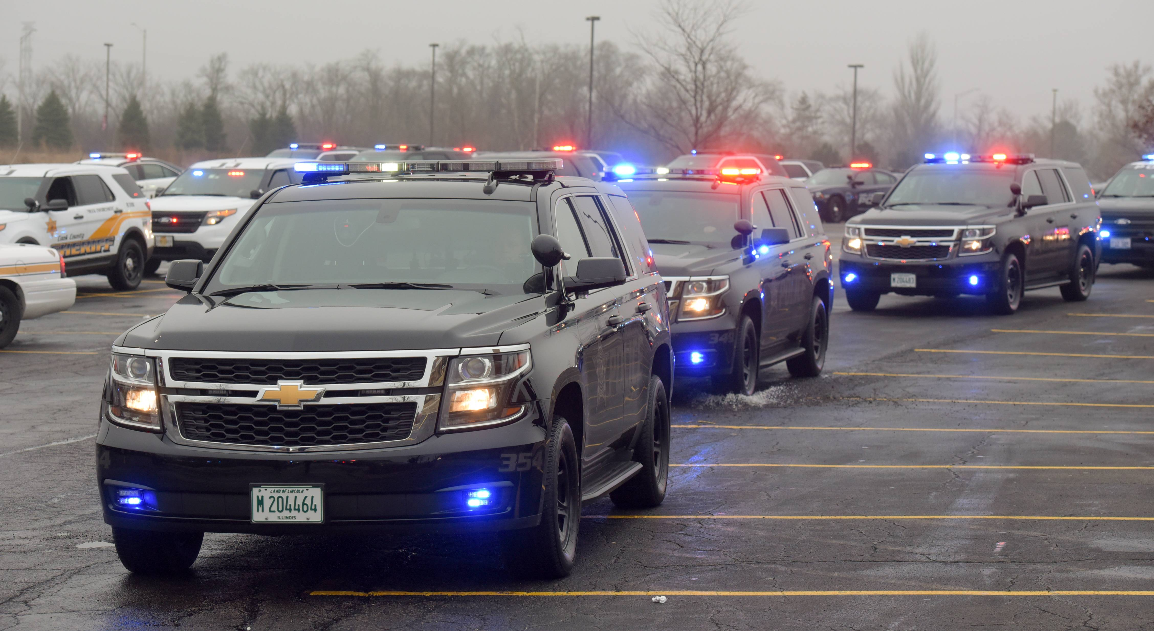 Carol Stream residents, businesses to honor officers for National Police Week
