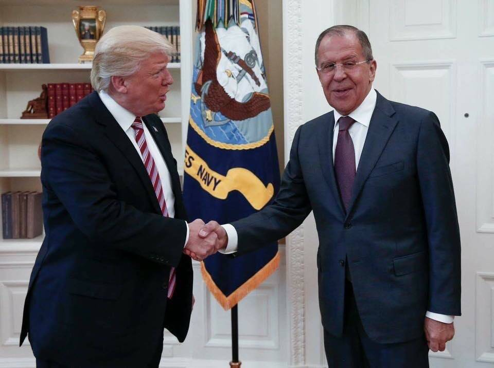 U.S. sources: Trump revealed classified info to Russian officials