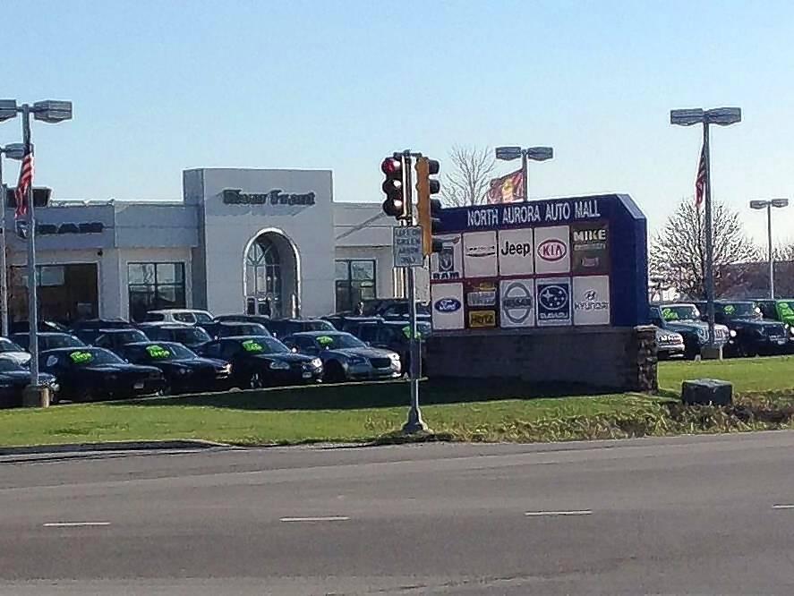 North Aurora Car Dealership Seeks 1 Million In Sales Tax Aid